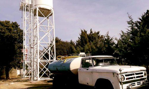 Sin agua y sin intendente en Las Lagunas