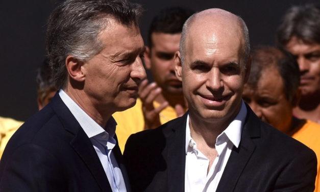 Coparticipación: El regalo de 86 mil millones de pesos que Macri le hizo a Larreta