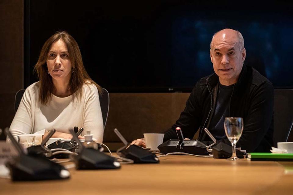Tras el asesinato de Fabián Gutiérrez, el ala dialoguista del PRO contraataca