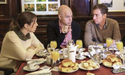 El PRO confía en que Diego Santilli y María Eugenia Vidal ganan cómodos la interna