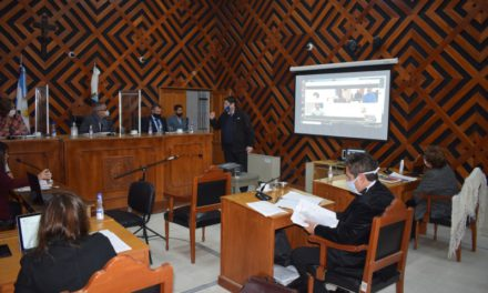 Caso Romina Aguilar: Declararon dos testigos en la continuación del juicio
