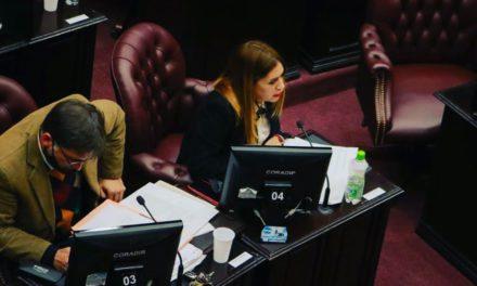 Papelón de Anabella Lucero: Desconocimiento total del reglamento interno y sesiones