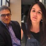 """""""Lucho"""" Martínez a la Procuraduría de la Provincia, asumiría en su lugar Fernanda Spínuzza"""