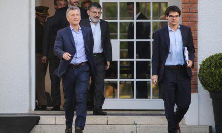 Espionaje ilegal: Los secretos de los chats de Darío Nieto, el secretario de Macri
