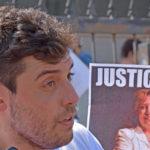 A un año del asesinato piden justicia por Mónica Ramos