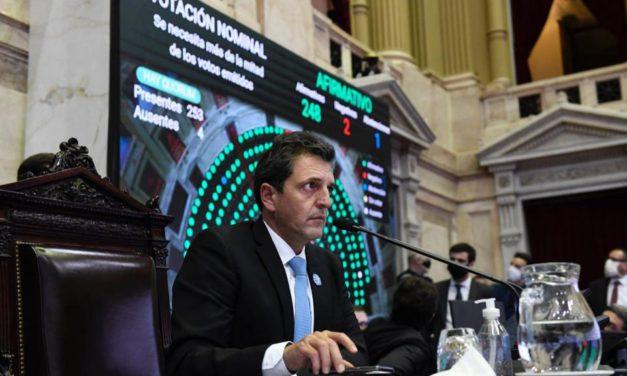 Ganancias: Media sanción y paso al senado la suba del mínimo no imponible