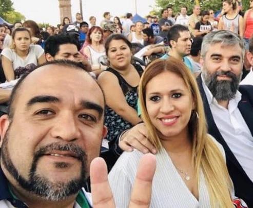 Anabella Lucero le mojó la oreja a Frontera y le adjudicó la derrota