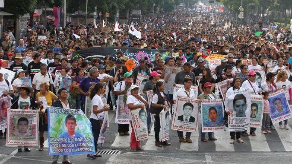 Capturan en México a otro presunto autor en el caso Ayotzinapa