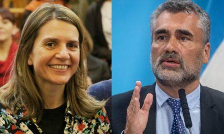 Los motivos del Presidente para designar a Fernanda Raverta