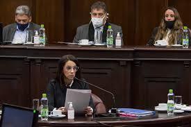 Zabala Chacur suspendió su informe ante la Cámara de Diputados