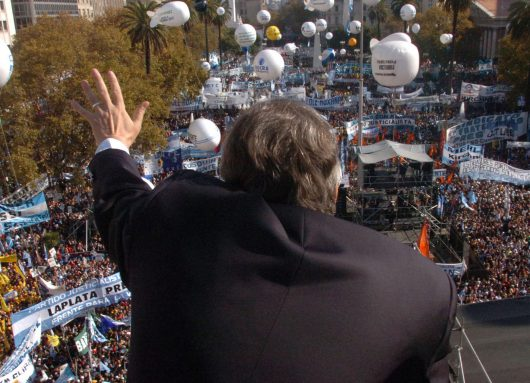 CFK: «A diez años sin él y a uno del triunfo electoral: sentimientos y certezas»