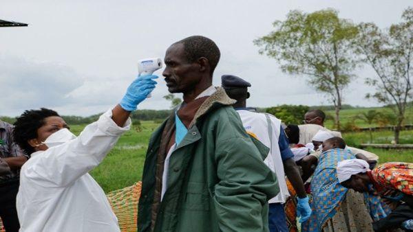 OMS confirma nuevo brote de ébola en la R.D. del Congo