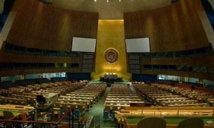 Asamblea General de ONU tendrá debates virtuales en septiembre