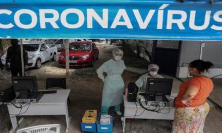 OPS advierte aumento de contagios en Latinoamérica por Covid-19
