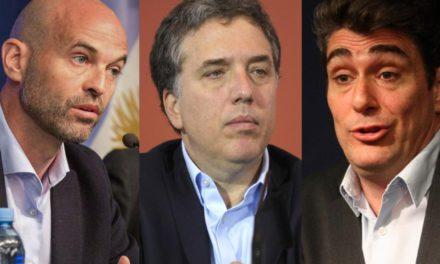 Peajes: Prohíben la salida del país a Dietrich, Dujovne, Iguacel y Saravia Frías