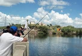 Fue habilitada la pesca en los diques y lagunas de la provincia