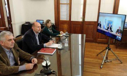 Vicentin: Perotti juega su carta con respaldo de Alberto