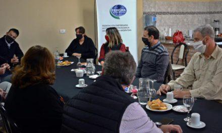 """""""La apertura del turismo interno, a partir del tratado de El Caldén, activará la industria turística"""""""