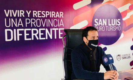 """Luis """"Piri"""" Macagno: """"Vamos a redefinir una nueva fecha, la prioridad absoluta es el estatus sanitario"""""""