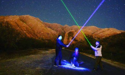Astroturismo en los Comechingones
