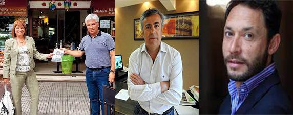 Poggi, Bullrich y Cornejo acordaron no ir a PAS, la Convención define el frente