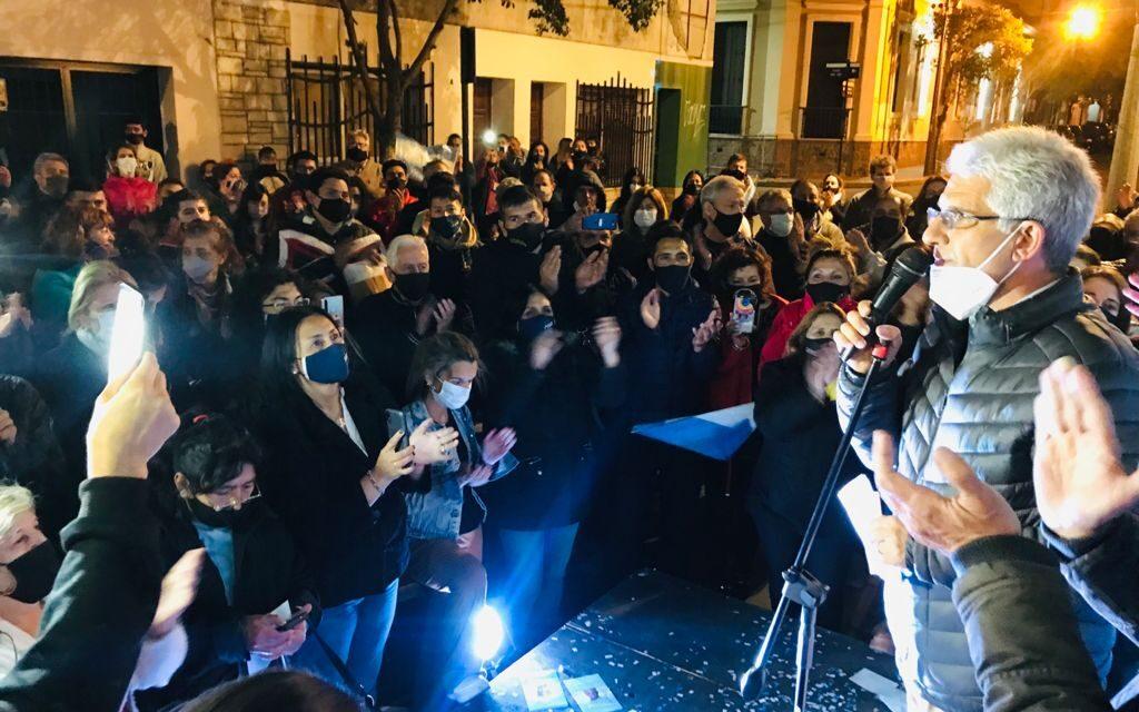 El frente opositor Unidos por San Luis el más votado en las PASO