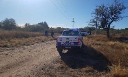 La Punta: Hallaron restos humanos en un descampado