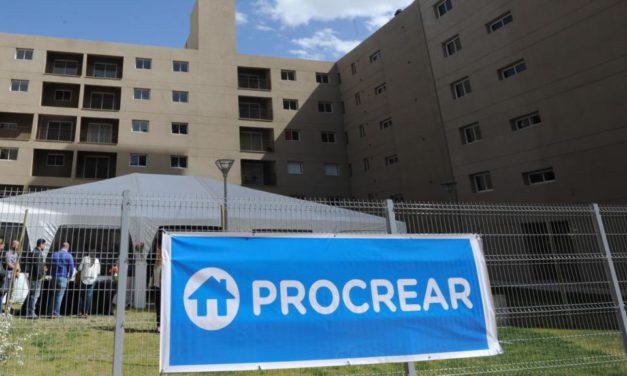 Procrear: los créditos hipotecarios empiezan este viernes