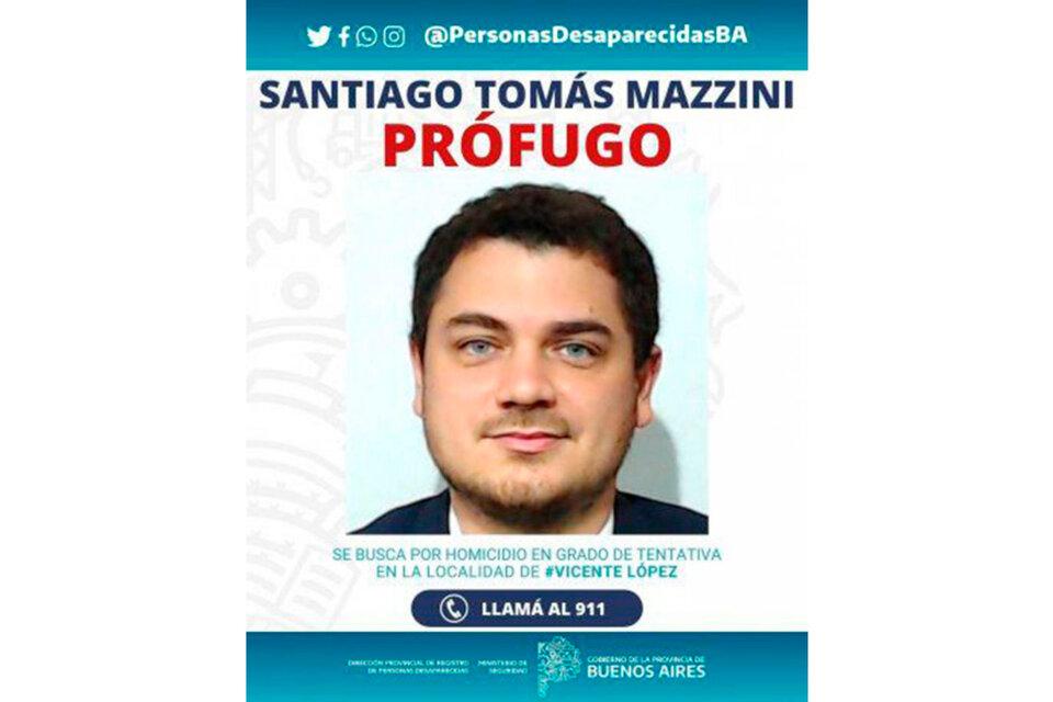 Ofrecen una recompensa por el abogado prófugo que atropelló y mató a un piloto en Vicente López