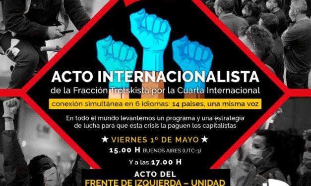 1° de Mayo: ¿qué hacer en el Día Internacional de las Trabajadoras y los Trabajadores?