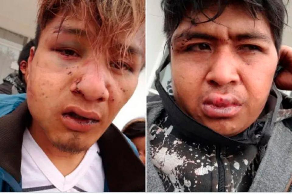 Atroz abuso policial en Chaco contra la comunidad qom