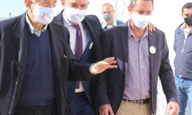 """El secretario de Gobierno del """"Pipi"""" Alí organizó una fiesta para 500 personas"""