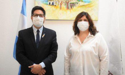 Rocha asumió «AD HONOREM» en el Concejo Deliberante de San Luis