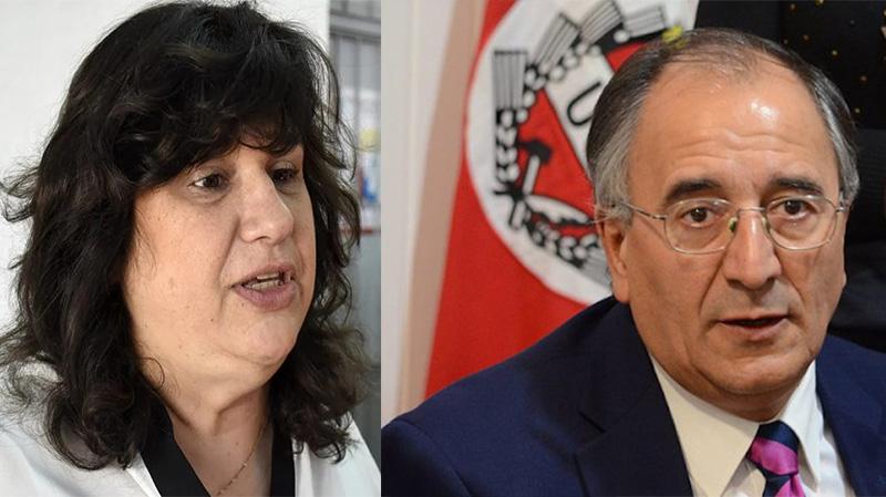 Vacunas VIP: Claudia Rocha y Walter Ceballos admitieron su vacunación