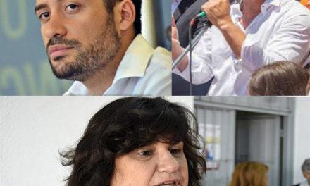 ¿Cacace y Rocha acuerdan la presidencia del HCD con Sergio Tamayo?