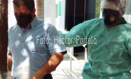 Ariel Rosendo fue detenido pese al blindaje del oficialismo