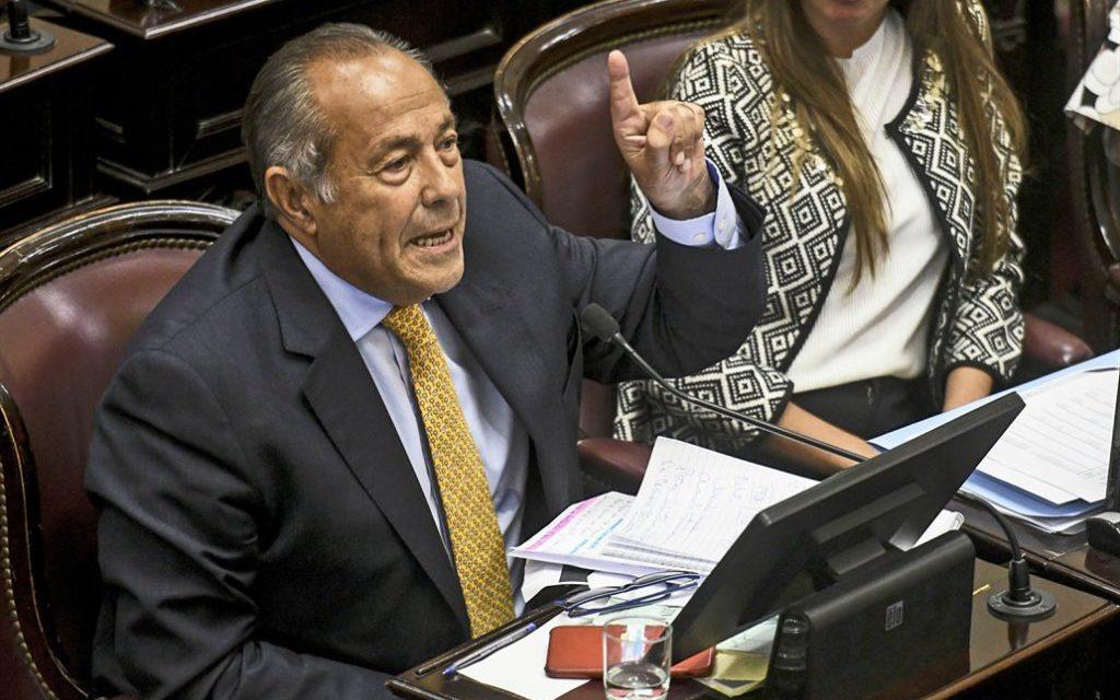 Adolfo Rodríguez Saá propone sumar jueces a la Corte Suprema