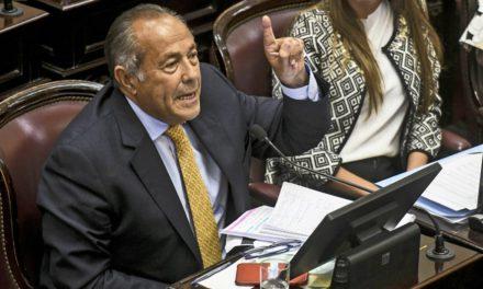 Adolfo Rodríguez Saá:  «Vicentin debe ser una empresa federativa»