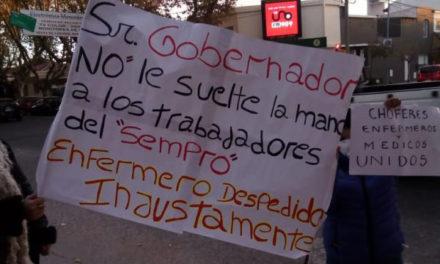 «Gobernador no le suelte la mano a los trabajadores»