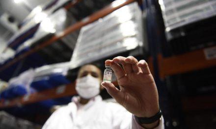 Llegan a San Luis 4.500 dosis de la vacuna Sinopharm