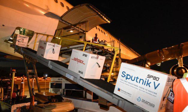 Arribaronn  732.500 Sputnik V y Argentina ya cuenta con más de 4.000.000 de dosis