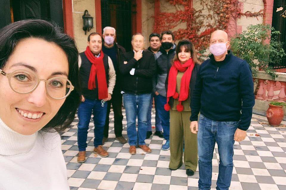 Todos Unidos: Alfonso Vergés será precandidato a diputado nacional
