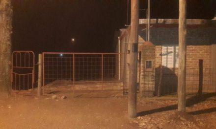 EL TRAPICHE: detuvieron a un hombre que empujó desde un puente a su pareja