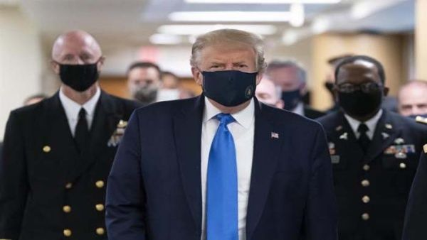 Rechazan pretensión de Trump sobre desplegar fuerzas federales