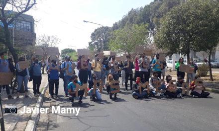 UNSL: Los estudiantes piden más mesas para no atrasarse en sus carreras