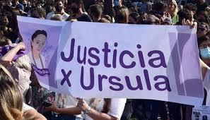 Multitudinaria marcha para pedir justicia por Úrsula Bahillo