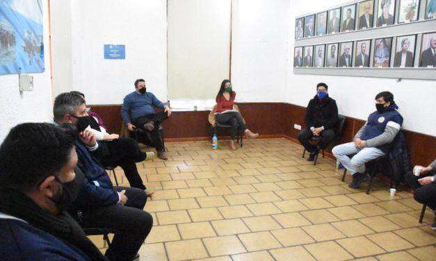 Concejales y choferes buscan alternativas para salvar a Transpuntano