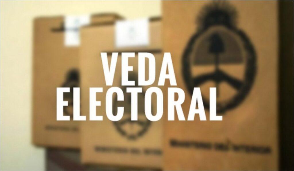 PASO 2021: Hoy empieza la veda electoral