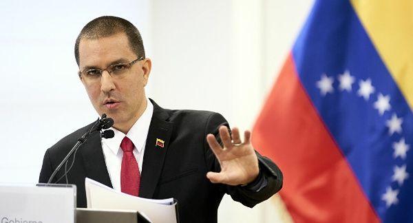 Venezuela rechaza cinismo de sanciones estadounidenses
