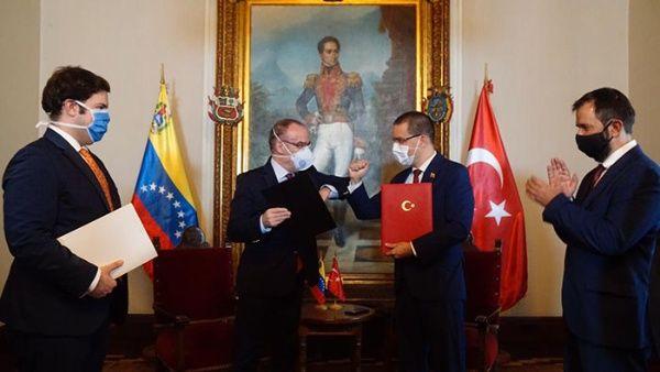 Venezuela y Turquía avanzan en Tratado de Desarrollo Comercial